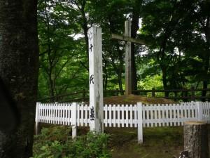 キリストの墓 戸来村