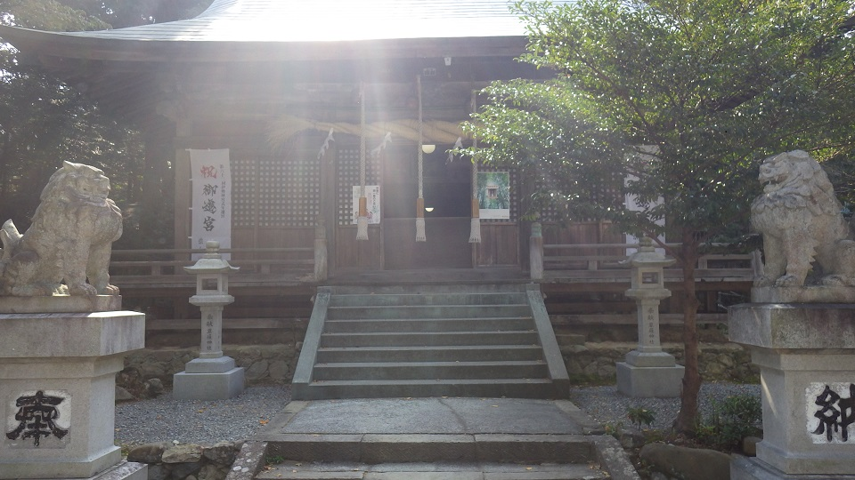 ヤマトタケルと草薙神社