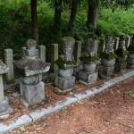 飯島家当主の墓